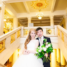 Wedding photographer Irina Pospelova (vmestefilm). Photo of 21.02.2016