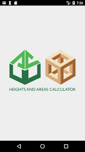 Heights and Areas Calculator