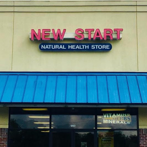 New Start Natural Health Store | Pointy