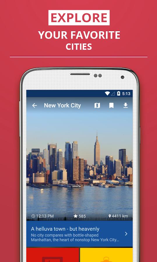 Tripwolf - City & Travel Guide - screenshot