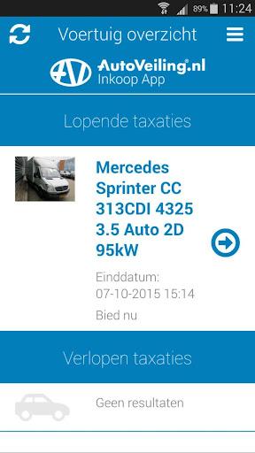 Inkoop App Autoveiling.nl