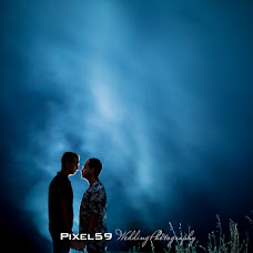 Wedding photographer Juanjo Ruiz (pixel59). Photo of 24.11.2018