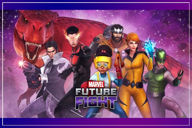 [MARVEL Future Fight] ต้อนรับ Inhumans …พร้อมภารกิจใหม่!