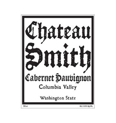Logo for Charles Smith - Cabernet Sauvignon