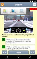 Screenshot of Auto - Führerschein 2015