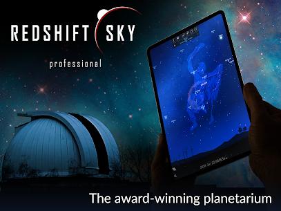 Redshift Sky Pro – Astronomy 9