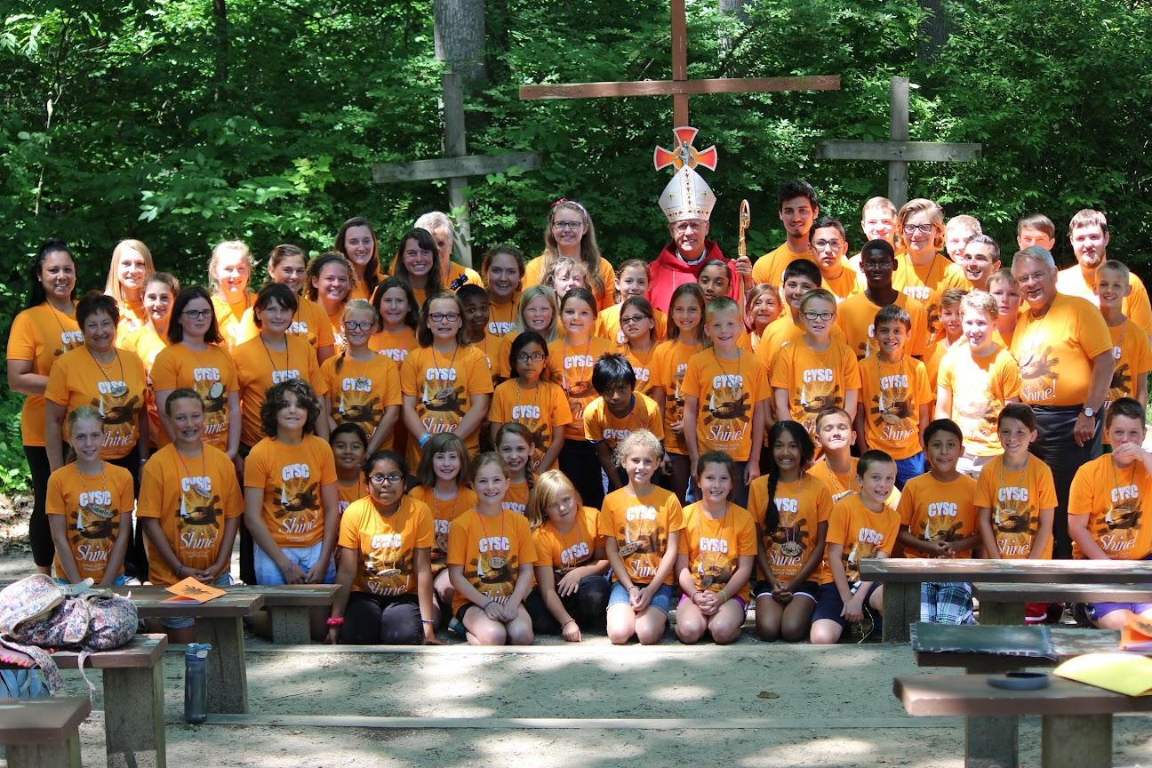 Catholic Youth Summer Camp 2016