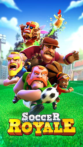 Soccer Royale : PvP Soccer Games 2019 1.3.1 screenshots 1