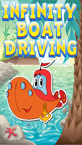 Infinity Boat Driving Game