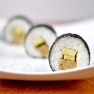 Veggie Sushi with Smoked Tempeh & Avocado