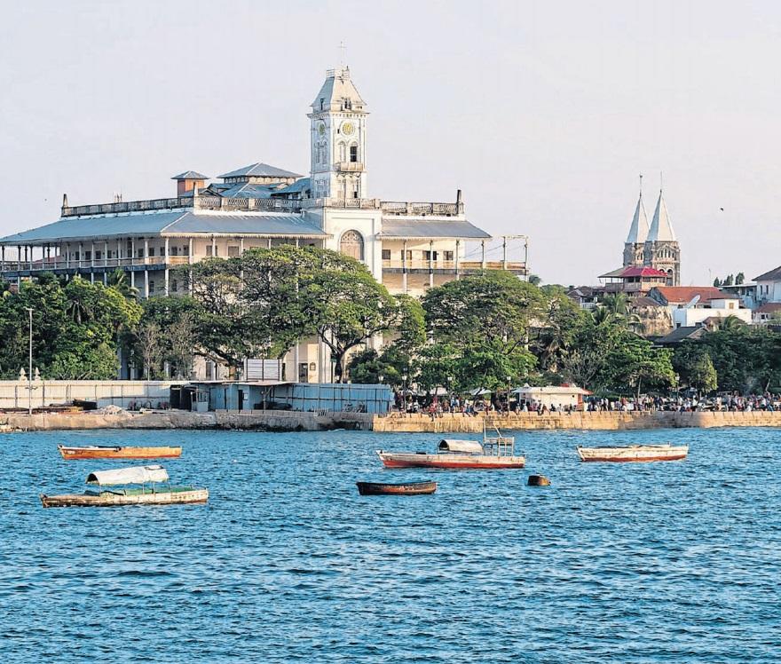 Dar es Salaam is an amazing destination ... but avoid Uber blues
