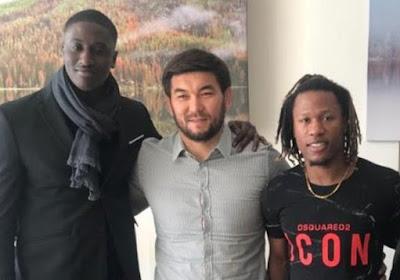 Officiel : Ziguy Badibanga retrouve un nouveau club