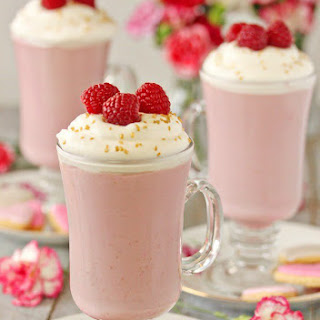 Chocolate Raspberry Drinks Recipes