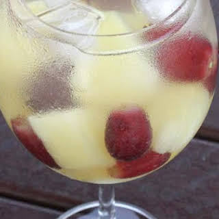 Pineapples Grape Punch.