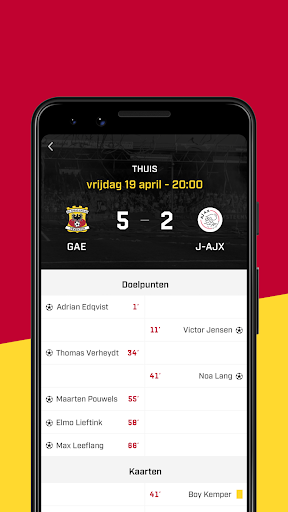 go ahead eagles screenshot 3