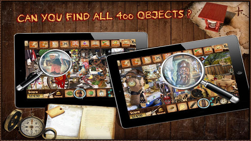 Pawn Shop - Find Hidden Object