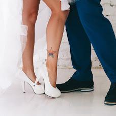 Wedding photographer Evgeniya Tkachenko (Samanta). Photo of 04.10.2015