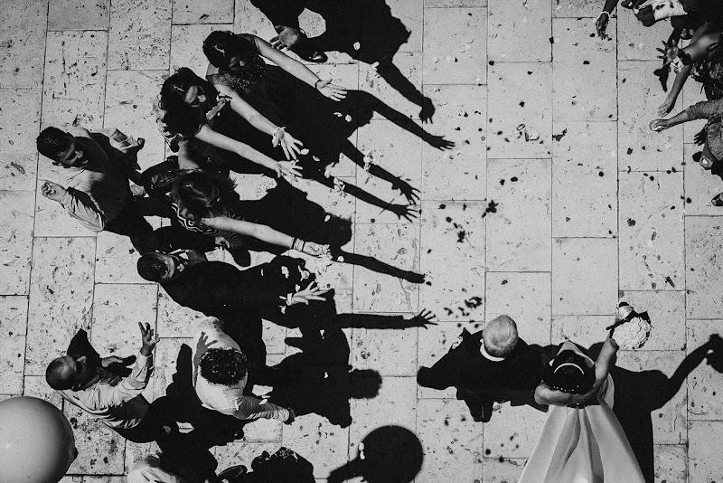 Accoglienza delle ombre all'uscita di alessio camiolo photography