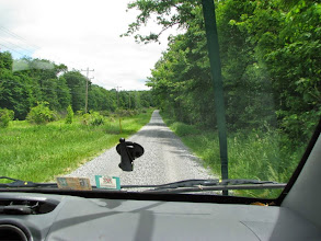 Photo: Gravel road on way to FM09WX