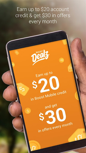 Boost® Dealz screenshot