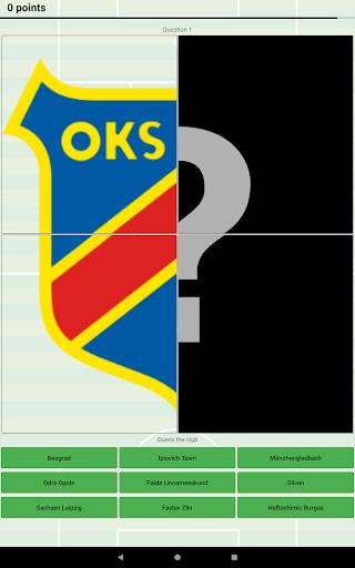 Soccer Club Logo Quiz: more than 1000 teams screenshots 15