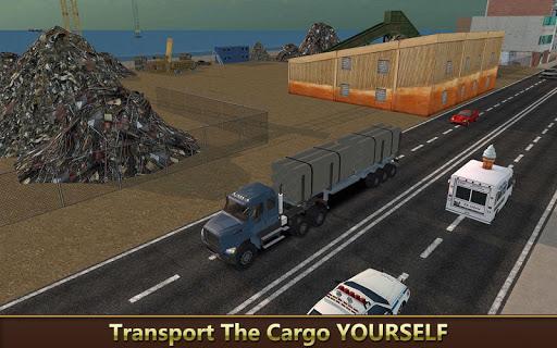 模擬 APP 推薦下載免費好用好玩   貨物船マニュアルクレーン17-愛順發玩APP