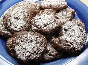 Oh My Mocha Cookies Recipe
