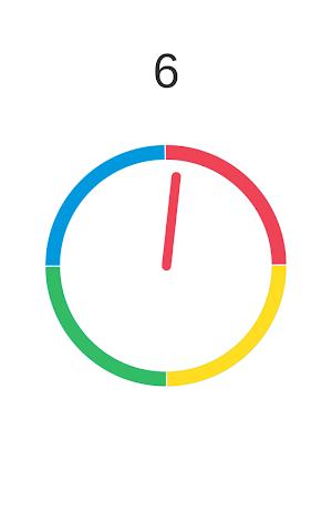 android Insane Wheel-Spinny Circle Screenshot 5