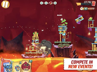 Angry Birds 2 Mod Apk (Unlimited Gems + Coins) 2020 2.46.0 9