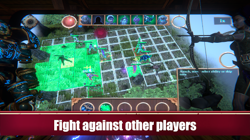 Azedeem: Heroes of Past. Tactical turn-based RPG. screenshots 10