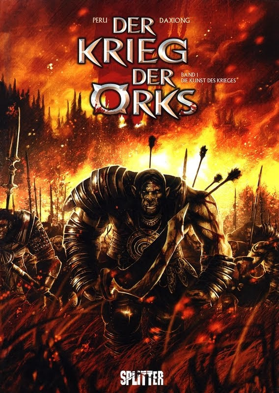 Der Krieg der Orks (2013) - komplett