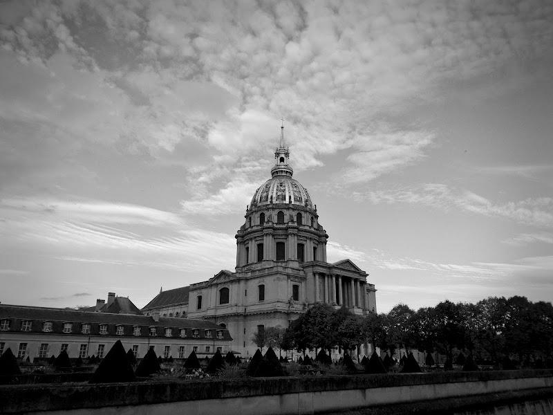Les Invalides, Paris di martapdn