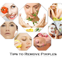 10 Tips To Remove Pimples Face icon