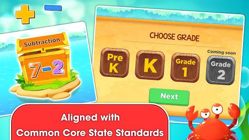 Monkey Math: math games & practice for kids screenshot 2