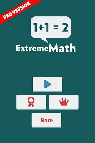 Xtreme Maths Pro