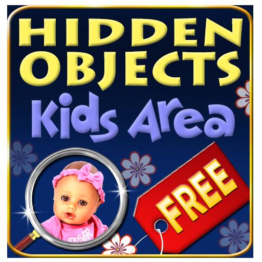 Hidden Objects - Kids Area