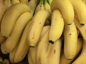 Pistachio Banana Wedges
