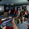 Zombies Frontier Dead Killer: TPS Zombie Shoot icon