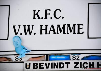 Les supporters de Hamme pas ravis à l'idée d'une fusion avec Lokeren