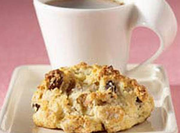 Nana Raisin Scones Recipe