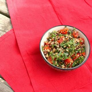 Cleansing Quinoa Salad
