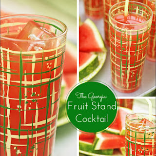 The Georgia Fruit Stand Cocktail