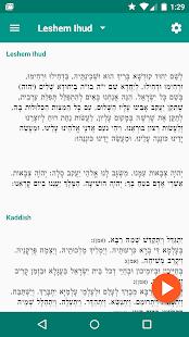 Smart Siddur - náhled