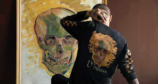 aaac6c96aed2fb Vans collection inspired by Van Gogh - Van Gogh Museum
