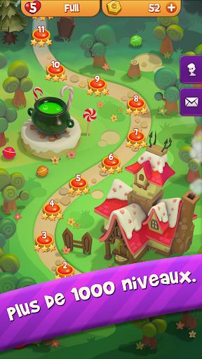 Code Triche Sugar Witch APK MOD (Astuce) screenshots 4