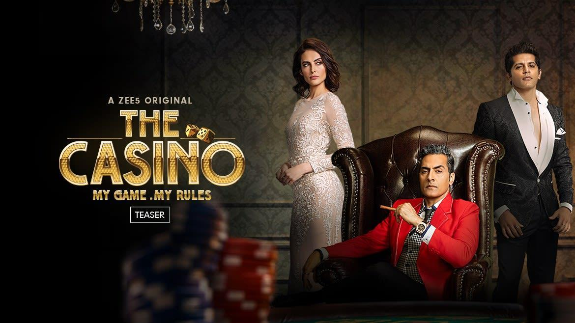 Watch The Casino Full The Casino | Teaser Online | ZEE5