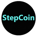 StepCoin - Walk and Earn, Fitness & Step Tracker icon