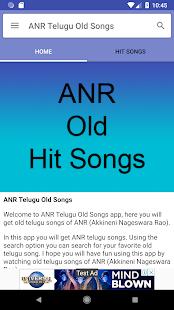 ANR Telugu Old Songs - Apps en Google Play