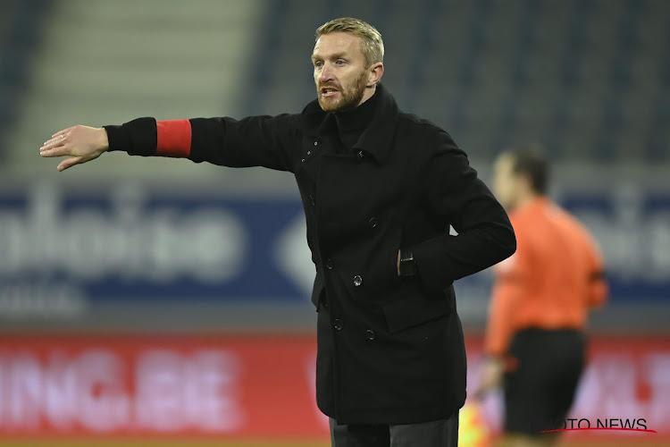 """Wim De Decker inquiet pour son équipe : """"Il n'y a pas eu de réaction"""""""