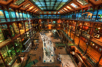 Photo: The Secret Workshop of Jules Verne  This is the Muséum national d'Histoire naturelle and is one of the least-known places in Paris.  Everyone goes for the hot tourist spots, and this museum sounds rather boring, yes?  But as you can see... au contraire!  from Trey Ratcliff at http://www.StuckInCustoms.com